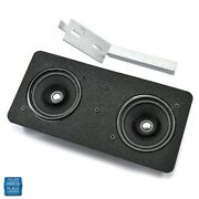 1970-1981 Camaro Firebird Kenwood Speaker With Or Without Air Mono Knw2003 Ea