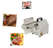 Commercial Meat Cutting Tenderizer 110v,900w,300kg/h Electric