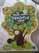 Educational Insights The Sneaky, Snacky Squirrel Toddler Preschool Board Game