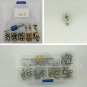 40pcs/set R134a Car A/c Air Conditioning Valve Core Replace Remover With Box Ki