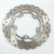 Brake Disc Rear Sifam For Yamaha Motorcycle 600 Fz6 Fazer S2 N/s 2007 To 201