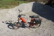 1978 Maico Mp-1 Miami Deluxe Moped Bike Scooter For Parts Or To Restore