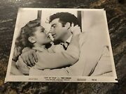 """Vintage 1958 8"""" X 10"""" Real Movie Photo Ben Casey Vince Edwards City Of Fear"""