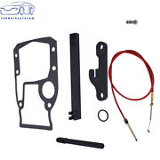 987661 Lower Shift Cable Assembly For Omc Cobra Sterndrive Replaces Us Stock