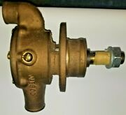 Jabsco Marine Engine Cooling Pump Part 8470-0711 Right-hand Rotation