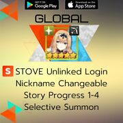 [global] Faithless Lidica | Epic Seven Epic 7 Name Changeable Ml Starter Account