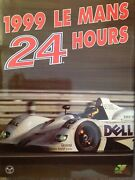 Le Mans 24 Hours 1999 Yearbook-dell Sponsored Cover - Isbn29301204110