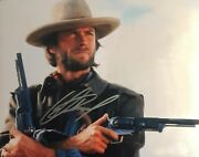 Clint Eastwood Autographed Signed 8x10 Photo Outlaw Josey Reprint