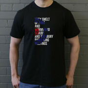They Smelt Of Pubs And Wormwood Scrubs T-shirt