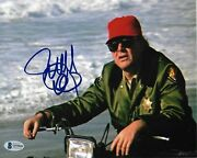 Richard Donner Autographed Signed The Goonies Bas Coa 8x10 Photo