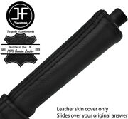 Black Stitch Real Leather E Brake Handle Cover Fits Lotus Elise Exige 1996-2014