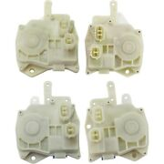 Door Lock Actuator For 98-2002 Honda Accord Front And Rear Lh And Rh Set Of 4