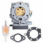 Carburetor Fits For Briggs And Stratton Opposed Twin 16.5hp 42a707 4 Screw Pump Us