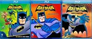 Batman The Brave And The Bold Complete Series New Blu-ray Seasons 1 2 3