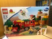 New Lego 5659 Duplo Disney Toy Story 3 The Great Train Chase Sealed