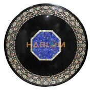 42 Marble Dining Table Top Mother Of Pearl Lapis Inlay Arts Garden Decors B225a