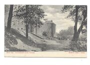 Vintage Postcard Marle Hall, Convalescent Home, Conway. Hammond's Series