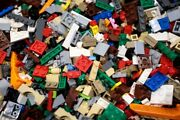 Clean Lego 100 Genuine By The Pound 1-100 Pounds Bulk Lot Large Order Gift