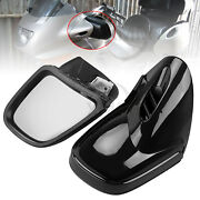 Gloss Black Motorcycle Rearview Side Mirrors For Bmw K120 /k1200m/ K1200lt 99-08