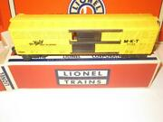 Mpc Lionel- 9725 Mkt Stock Car - Wrong Box- 0/027- Exc. - B12