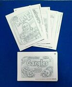 Topps 2019 Wacky Packages Old School Series 8pencil Art Singlespick Your 's