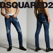 19aw None Dsquared2 Cool Guy Jeans Denim 44 Size Xsss