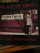 Planet Asia - Place Of Birth / The Professional 12 Vinyl Rare