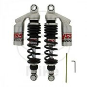 Pair Shock Absorbers Rear Adjustable Yss For Honda Cb 1300 F Super Four 2003-