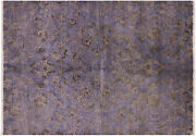William Morris Hand-knotted Rug 6and039 0 X 8and039 6 - P7110