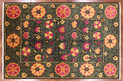 6and039 2 X 9and039 6 William Morris Wool Area Rug - Q1817