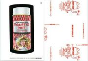 2019 Wacky Packages Old School 8th Series Red Ludlow Card 4 Aquatic Net