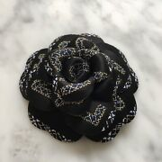 New 2019christmas Holiday Limited Camellia Brooch For Gift Wrap Authentic