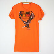 Vintage 1975 Rolling Stones Tour Of The Americas Shirt
