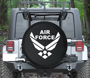 Spare Tire Cover Usaf Air Force Military Auto Accessories