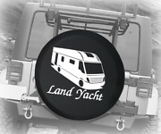 Spare Tire Cover Motorhome Rv Land Yacht Auto Accessories