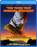 The Town That Dreaded Sundown New Sealed Blu-ray + Dvd