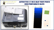 Astm-f792-17 Oe Objectively Evaluated X-ray Test Piece Object Evaluation
