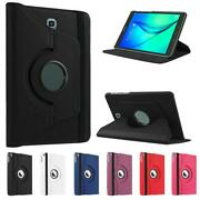 For Samsung Galaxy Tab S3 9.7 Leather 360 Rotating Case Flip Smart Cover Stand