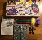 Creepy Crawlers Creeple Peeple Pencil Top Creatures And Graveyard Ghoulish Molds