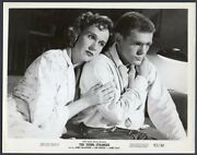 James Macarthur And Kim Hunter Vintage Orig Photo The Young Stranger Mother And Son