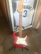Autographed / Signed Guitar Eagles Steppenwolf Knacks Moody Blues And More