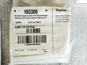 Thermo 96 Well Optical Btm Plt Polyme-base White W/lid Cell Culture Nunc 10/pk