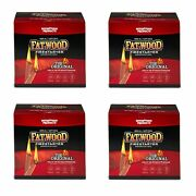 Betterwood Products 9910 Fatwood 10 Pound Natural Wood Firestarter 4 Pack
