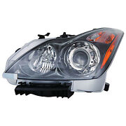 Replacement Headlight Assembly For Infiniti Driver Side In2502148oe