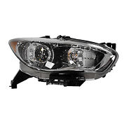 Replacement Headlight Assembly For Infiniti Passenger Side In2503156oe