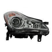 Replacement Headlight For 10 Ex35 Passenger Side In2519114oe