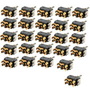 25-pack Hqrp Momentary Toggle Switch For 5100856x1 Hy29b Ferris Simplicity Pro