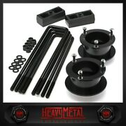 3.5 Front + 1.5 Rear Lift Kit For Dodge Ram 2500 / 3500 1994-2002 4wd 4x4