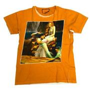 Orange Hallucination 10 Out 200 Runway Limited Edition Tee Xxs
