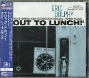 Eric Dolphy-out To Lunch-japan Uhqcd Bonus Track Ltd/ed D73